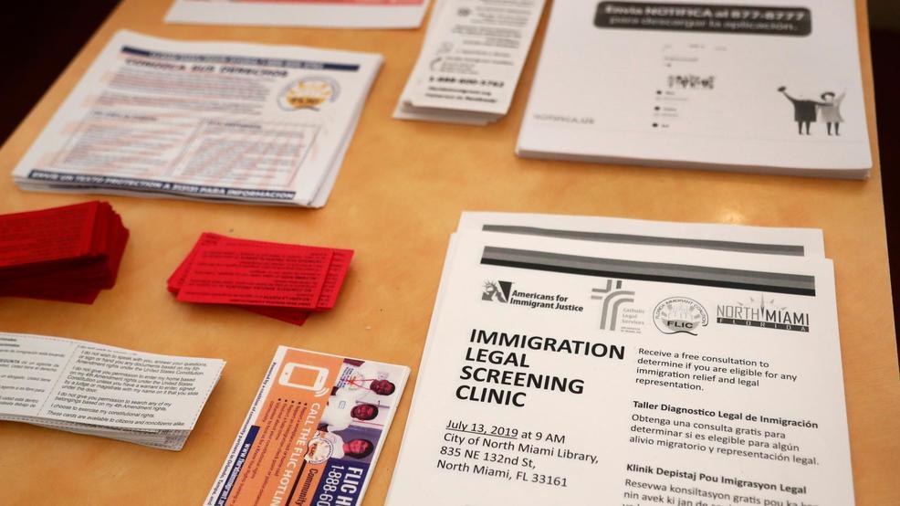 Trump says nationwide immigration raids set to begin Sunday | WBFF