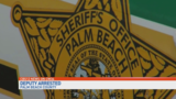 PBSO Deputy arrested for burglary and grand theft