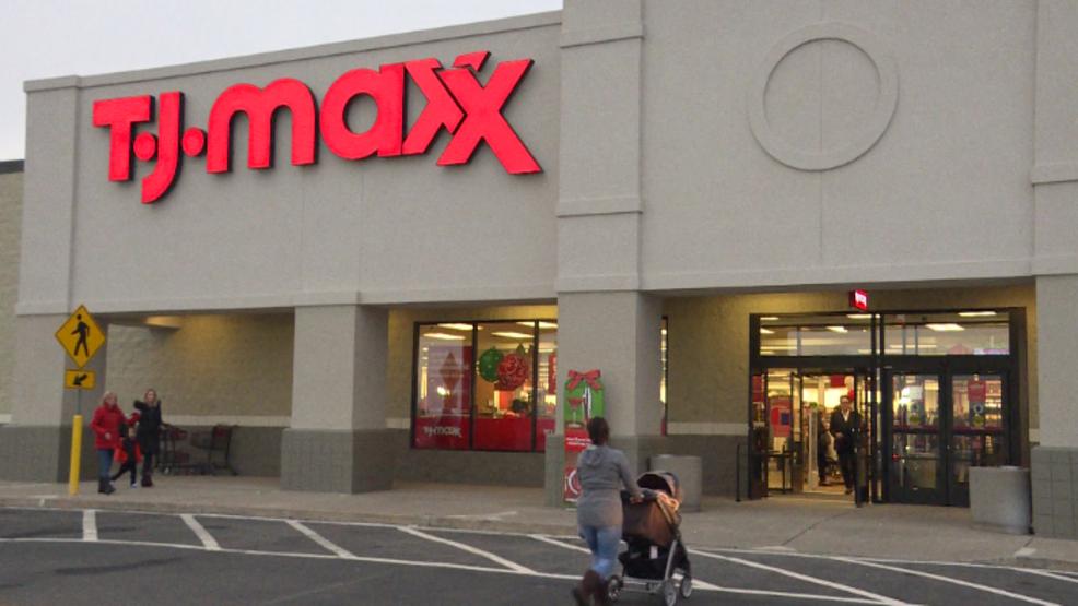 Tornado-damaged T J  Maxx reopens in Wilkes Barre   WOLF