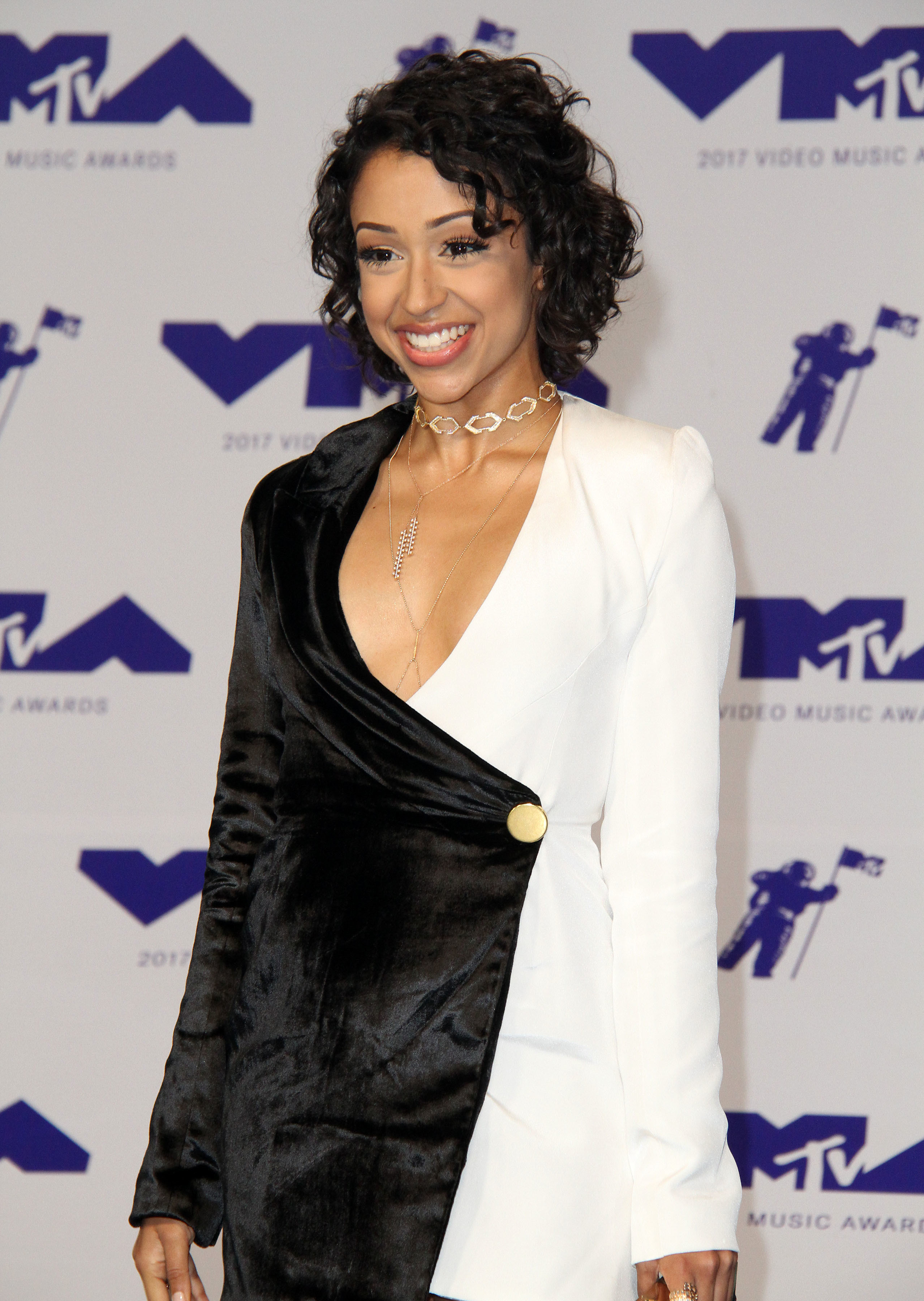 MTV Video Music Awards (VMA) 2017 Arrivals held at the Forum in Inglewood, California.  Featuring: Liza Koshy Where: Los Angeles, California, United States When: 26 Aug 2017 Credit: Adriana M. Barraza/WENN.com