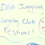Illini Juggling and Unicycling Club  puts on festival after 6 years