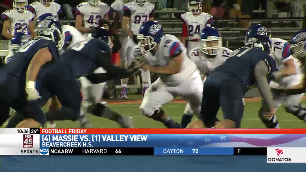 Valley View falls 28-20 to Clinton-Massie