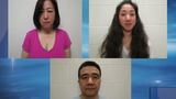 3 massage parlor operators charged with human trafficking
