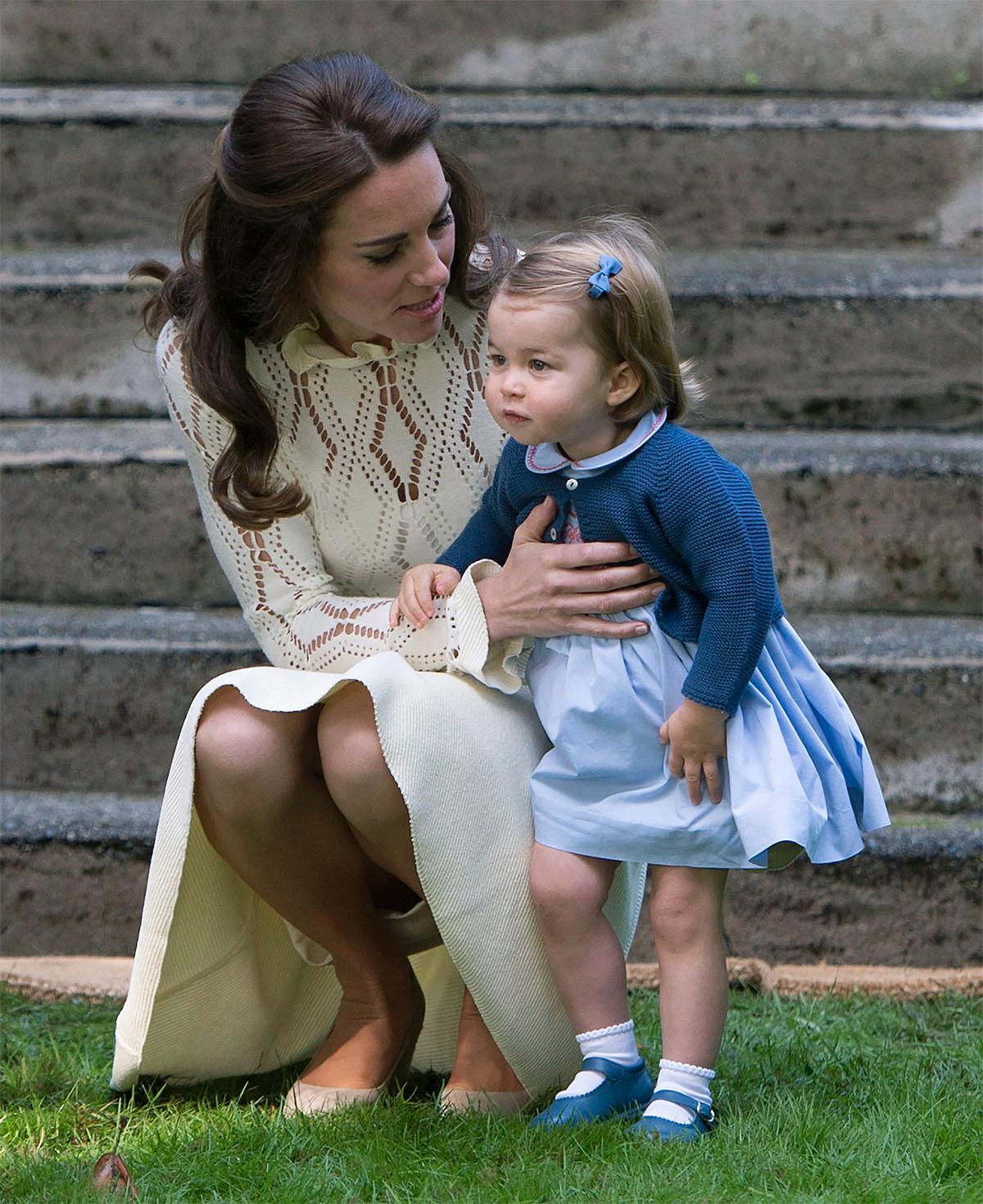 Photos: Littlest Royals Charm Canada During Victoria, B.C