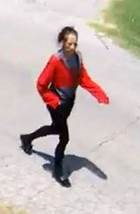 Officers describe the second possible suspect as a black female, 20-25 years old, with black hair, wearing a red jacket, black pants and black shoes (KTUL).