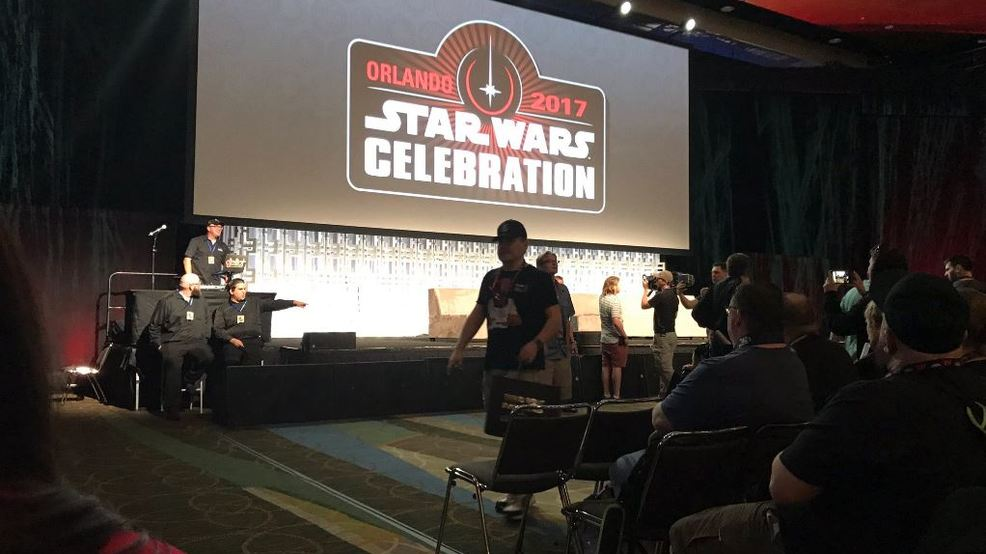 Star Wars Celebration kicks off with emotional '40 Years of Star Wars' panel