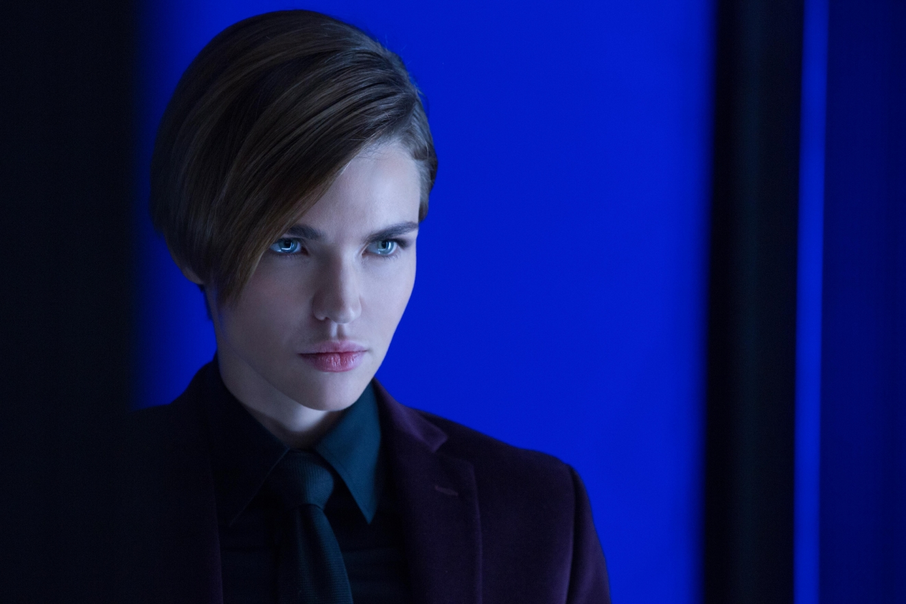 Ruby Rose stars as 'Ares' in JOHN WICK: CHAPTER 2.