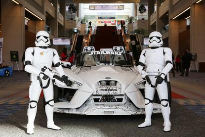 The Washington Auto Show Brought The Coolest Cars To DC DC Refined - Washington car show