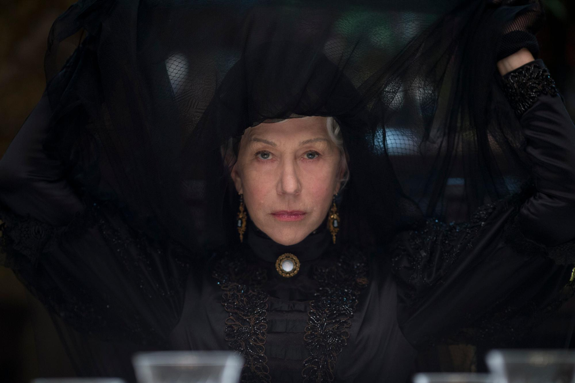 Academy Award® winner Helen Mirren in WINCHESTER to be released by CBS Films and Lionsgate. (Photo: CBS Films)<p></p>