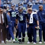 Seahawks rout 49ers 37-18, but all eyes on Wilson's injured knee