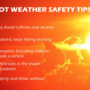 Hot weather safety tips to survive scorching Missouri heat