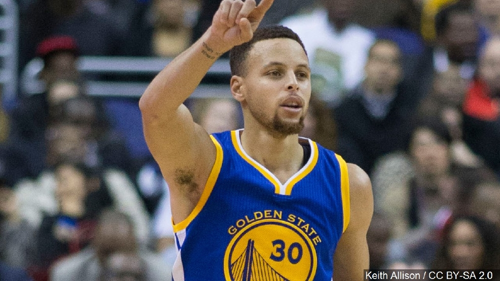 Report Nike Mispronounced Stephen Curry S Name During
