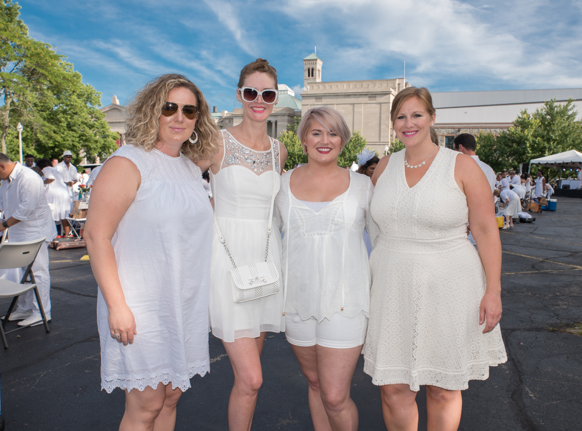 Beth Wiseman, Katie Cawley, Wallis Doyle, and Liz Folino / Image: Sherry Lachelle Photography