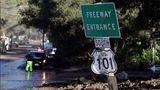 U.S. 101 to stay shut another week after mudslides