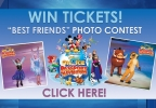 Disney On Ice Best Friends Contest
