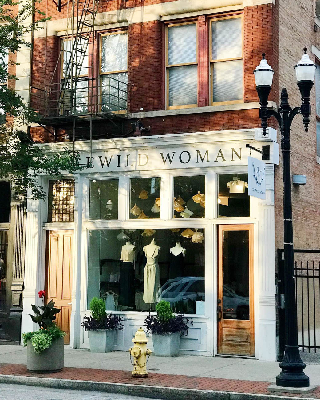 Idlewild Woman (women's clothing) / Idlewild is a boutique that carries high quality and ethically made garments that focus on sustainable materials and processes. / ADDRESS: 1230 Vine Street (Over-the-Rhine) / WEBSITE: idlewildwoman.com / Image courtesy of Idlewild Woman // Published: 3.19.20