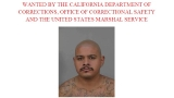 GALLERY: These men are wanted by Marshals, California law enforcement