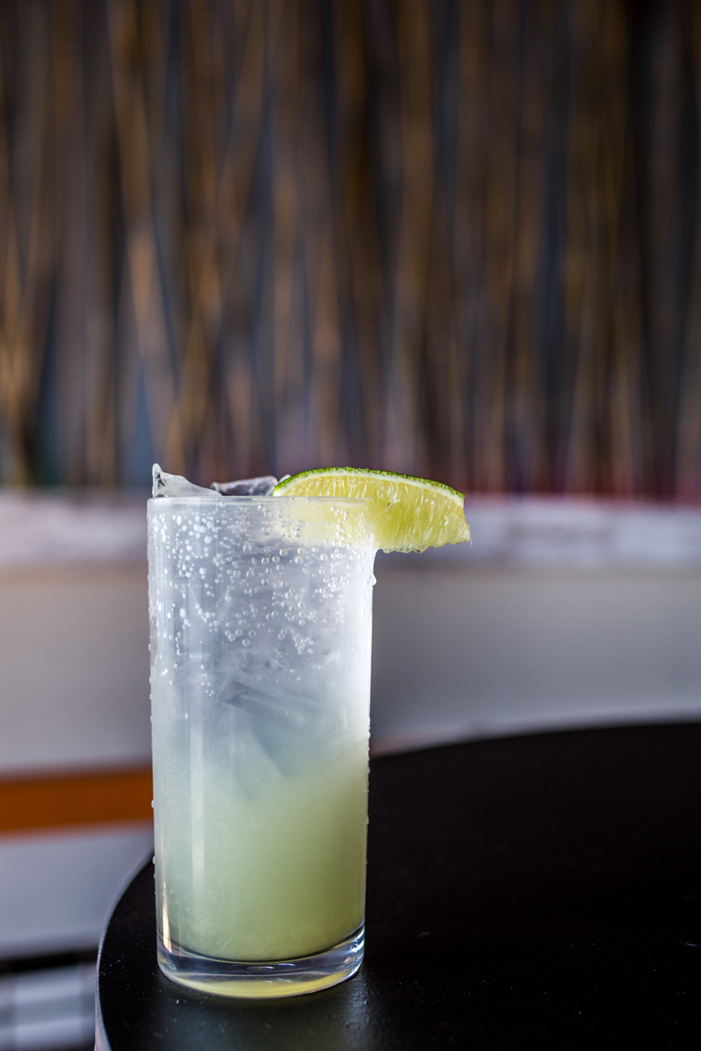 Fresh lime soda / Image: Catherine Viox{ }// Published: 9.28.19