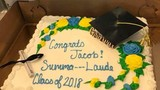 Family says supermarket wouldn't write Summa Cum Laude on a cake due to profanity