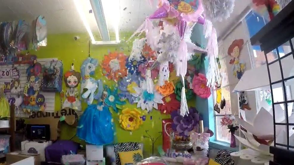 WATCH: Fiesta Supplies takes creativity to a new level at this