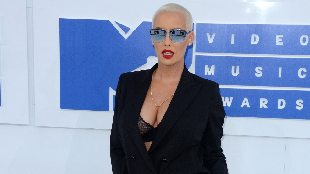 Amber Rose: 'No one criticizes Channing Tatum for stripper past'