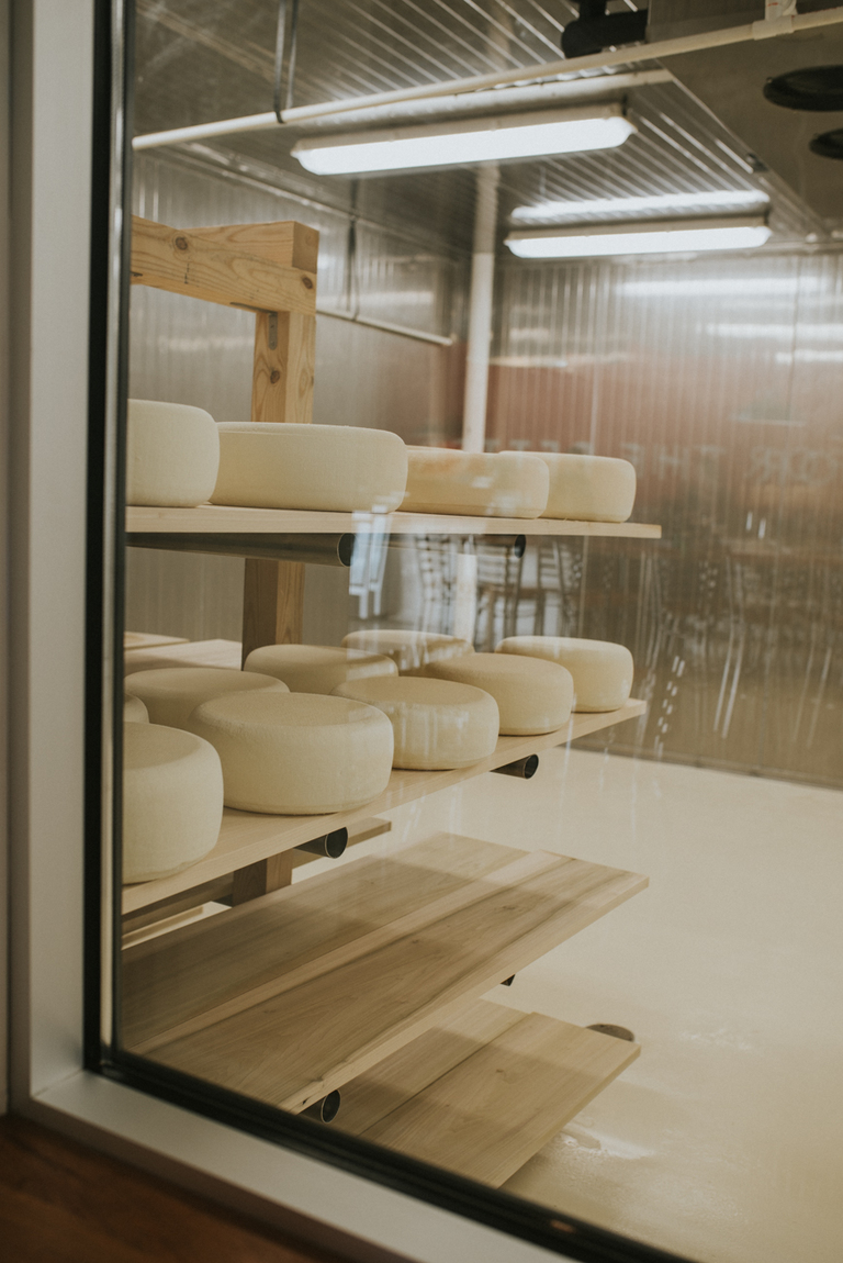 Urban Stead Cheese bills itself as the first urban cheese company in Cincinnati. Started in 2014, the company found a location in Evanston, renovated a building, and recently opened its doors to the public. The business prides itself on making quality cheese and other locally-sourced products. ADDRESS: 3036 Woodburn Ave (45206) / Image: Brianna Long // Published: 4.11.18