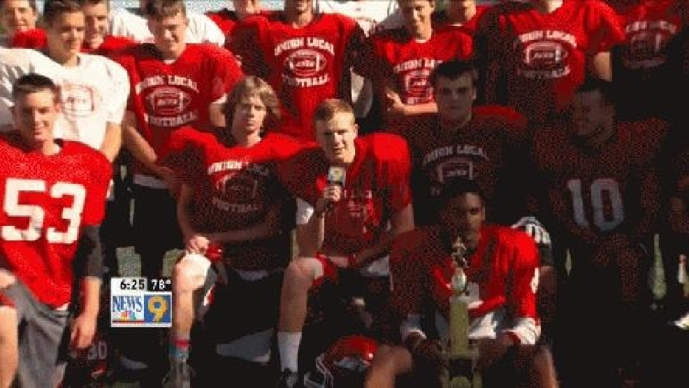 9.15.15 Wheeling Hospital/WTOV9 Team of the Week: Union Local Jets
