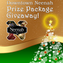 2017 Downtown Neenah Prize Package Giveaway