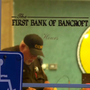 Another arrest has been in relation to the Bancroft bank robbery