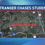 Brushy Creek Elem. student reports being chased by unknown man while walking to school