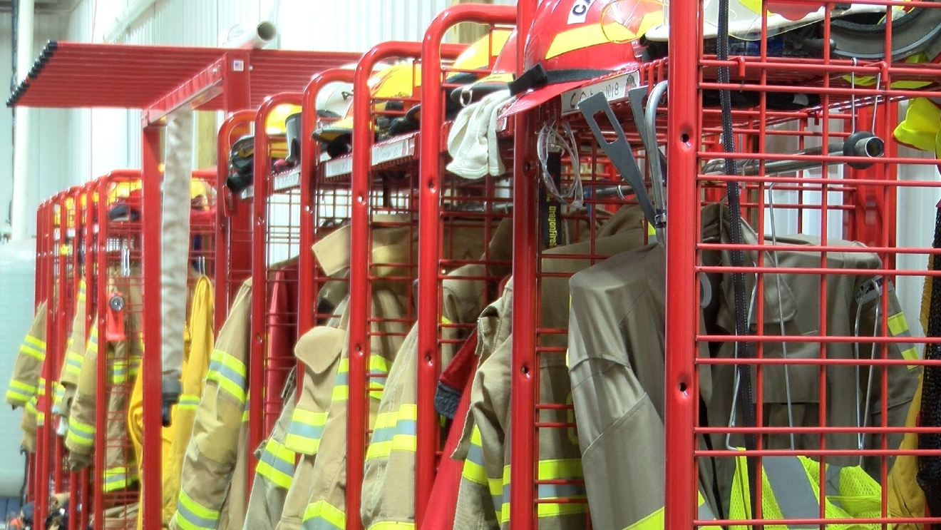 A 2014 study by the National Volunteer Fire Council estimates the cost to train and equip a fire fighter is nearly $27,000.