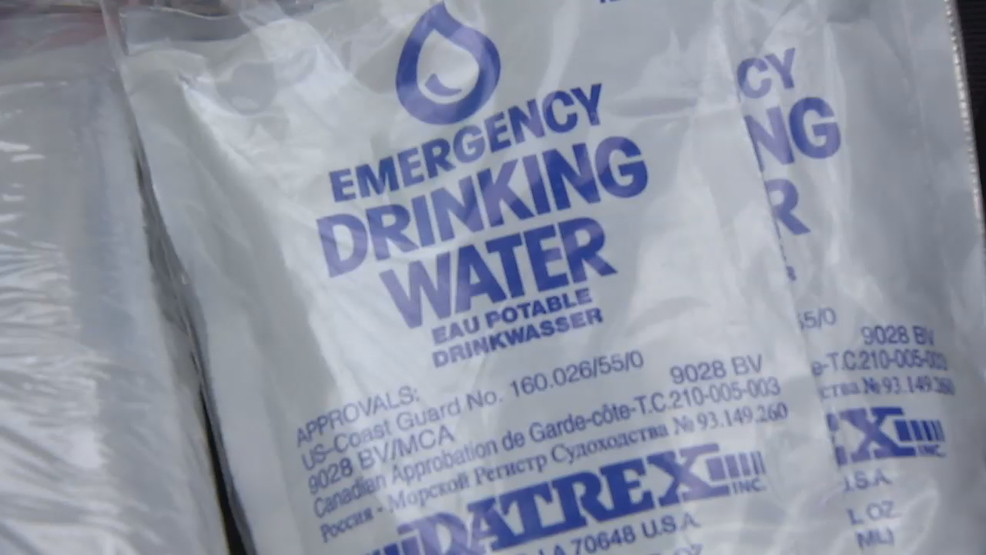 Preparing for an earthquake? Make sure you have enough water, American Red Cross says