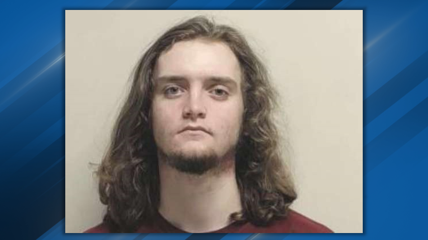 <p>Nathan Thomas was arrested on allegations of threatening, yelling racial slurs at, and attacking the missionary. The judge issued a warrant for Thomas' arrest after he railed to appear in court. (Photo: Utah County Sheriff's Office){&nbsp;}</p>