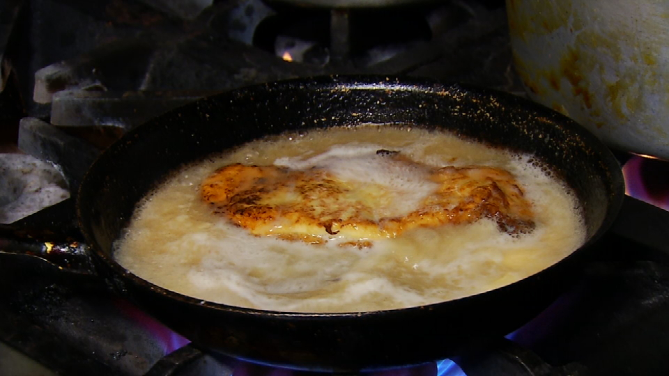 This Chicken Alfredo, La Sorrentina's signature dish (News 4 San Antonio).{&amp;nbsp;}<p></p>