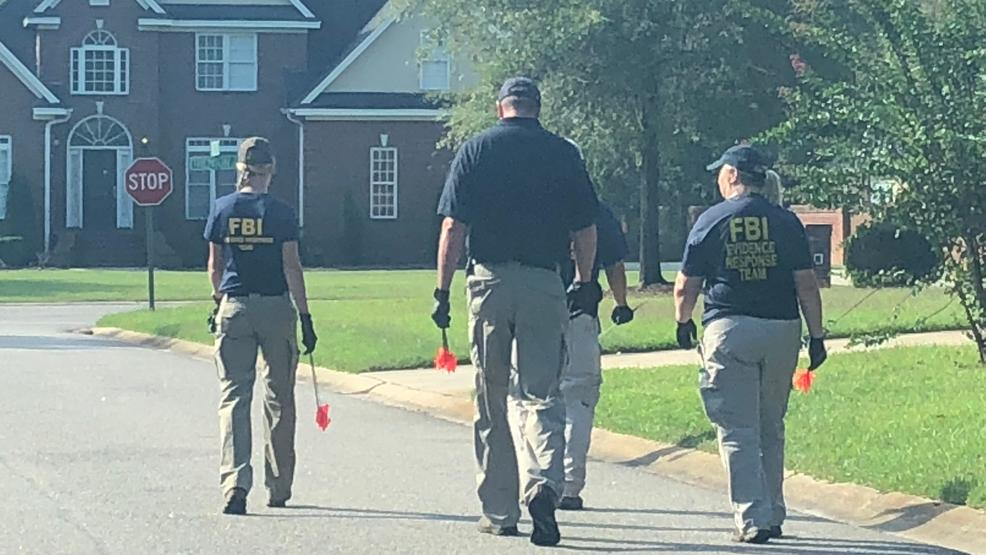 FBI assists Richland County Sheriff's deputies in officer
