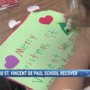 Local schools comes together to help after St. Vincent fire