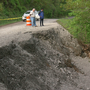 Crews close road in Marion County after collapse Wednesday