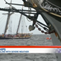 Tall Ships Pensacola preps for possible severe weather