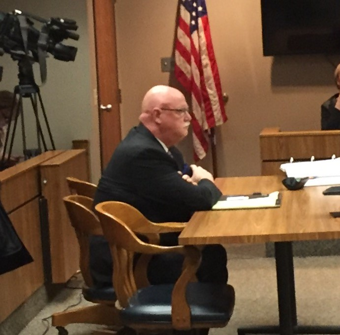 Licensed hypnotherapist John Tomlinson, who has a practice in Grand Blanc faces 4 counts of criminal sexual conduct in the 2nd degree, after 3 women complained of sexual abuse. (Photo: Joel Feick/WEYI/WSMH)
