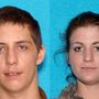 Young couple wanted for shooting, kidnapping added to TBI's Top 10 Most Wanted list