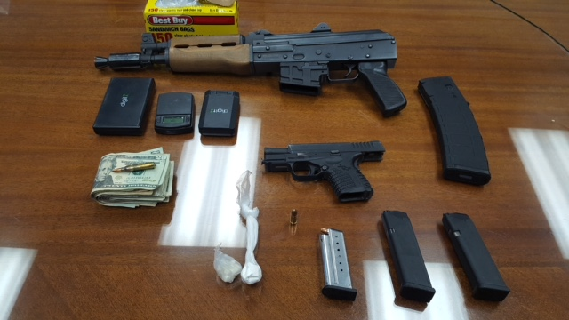 (image: MCSO){ }Mobile County Sheriffs bust alleged drug house, make two arrests