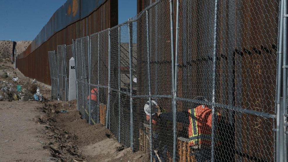 Agency Plans To Award Mexico Border Wall Contracts By