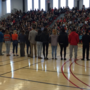 "Ashland students hold ""not political"" walk out"