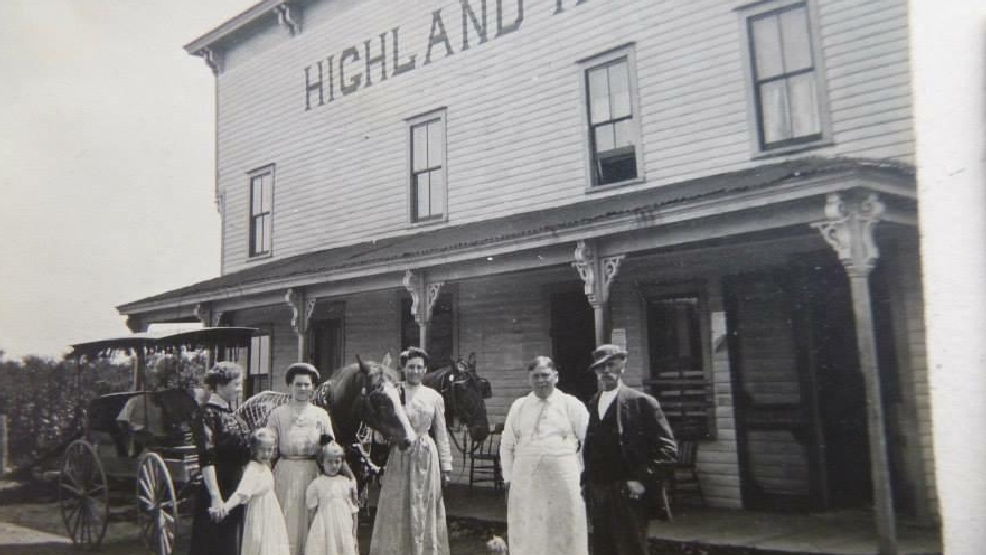 3 People Escape Fire At Historic Hotel In Elk County WJAC