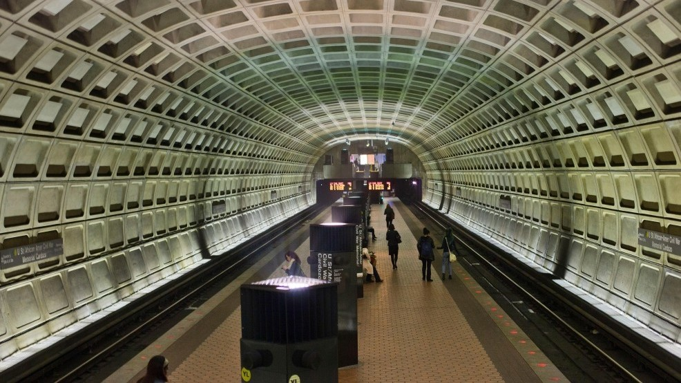 Arcing Insulator Incident Reported Near Rosslyn Metro