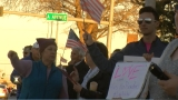 Nebraskans rally to support refugees and immigrants in Kearney