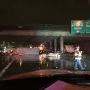 NB I-405 in Bellevue open again after semi flips, splits in two