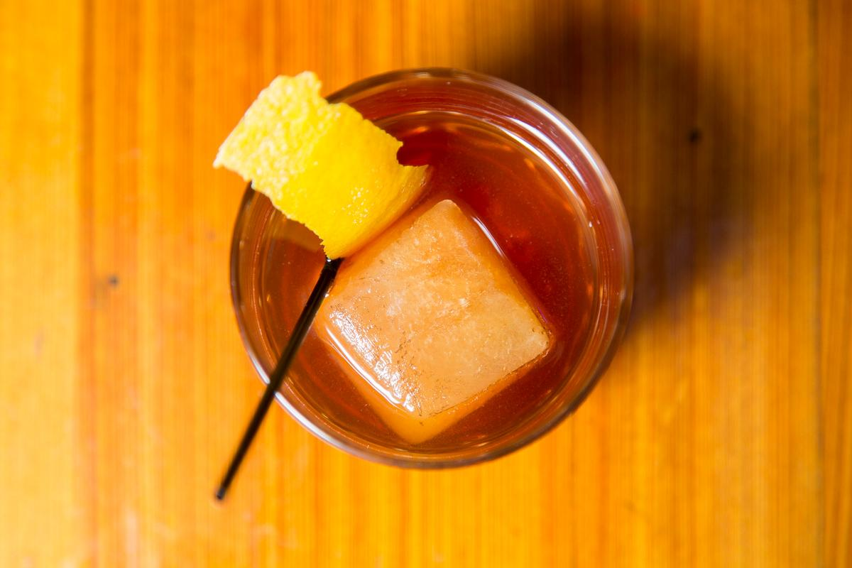 The Diebold Fashioned (Bartender Pam Diebold's signature cocktail)  --  Image: Daniel Smyth Photography