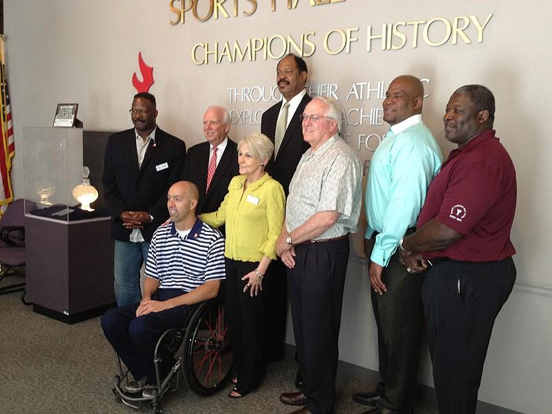 Alabama Sports Hall of Fame Inductees 5-11-12