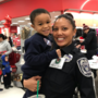 NLVPD gives back to local kids with 'Shop with a Cop' event